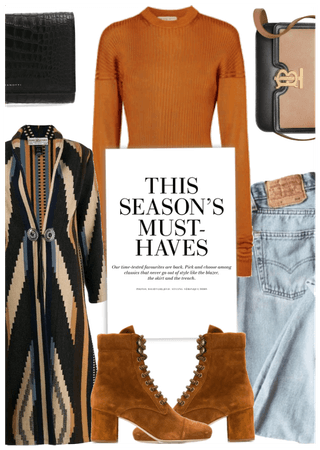 Get The Look: Fall Chic...