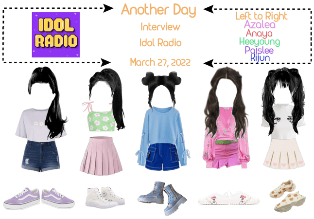 Another Day - March 27, 2022 Idol Radio