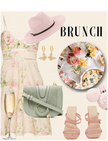 Brunch with friends 🥂🍰