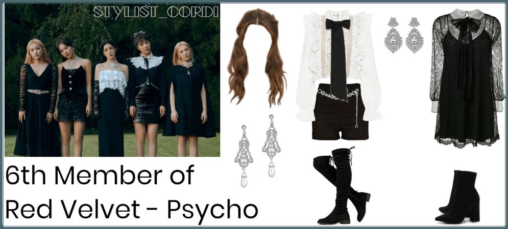 6th Member of Red Velvet - Psycho
