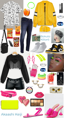 Haikyuu Club Outfits 2