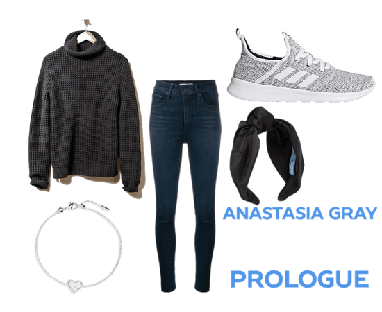 Anastasia Gray Outfit Prologue