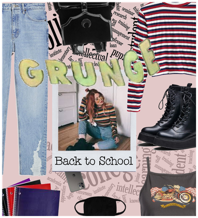 Back2School: Grunge
