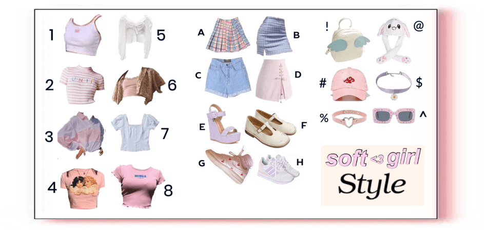 Soft Girl Style
