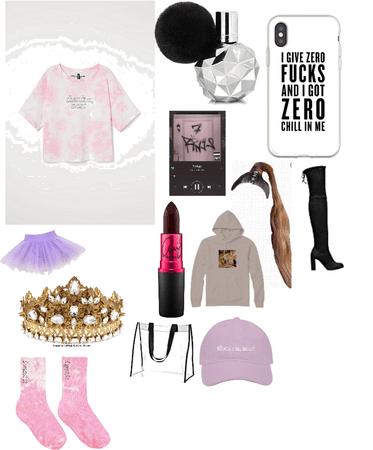 Ariana Grande Concert Outfit Idea