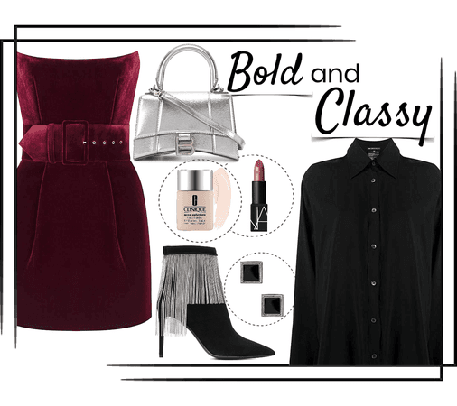 bold and classy