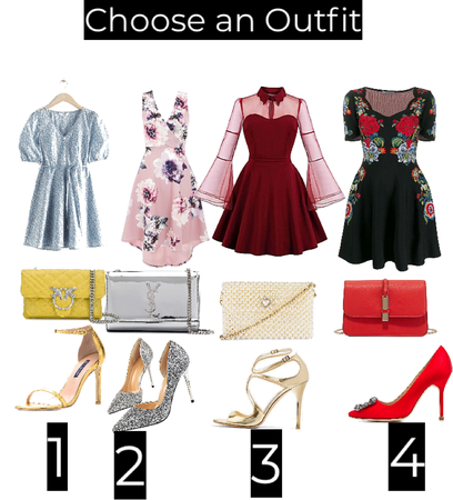choose an outfit