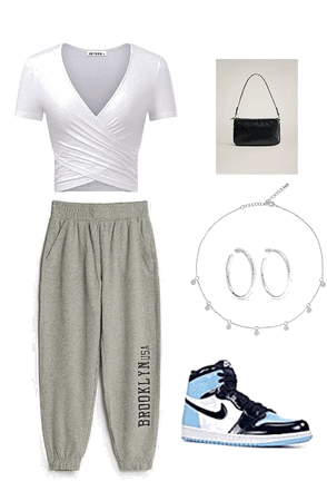 sporty and girly