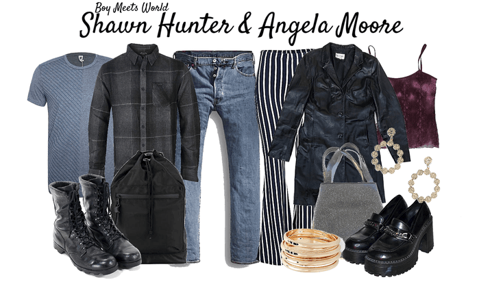 Shawn & Angela - Boy Meets World