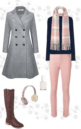 Warm Winter Layers ❄️ 🧣