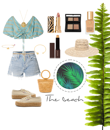 the beach 🏝🏖