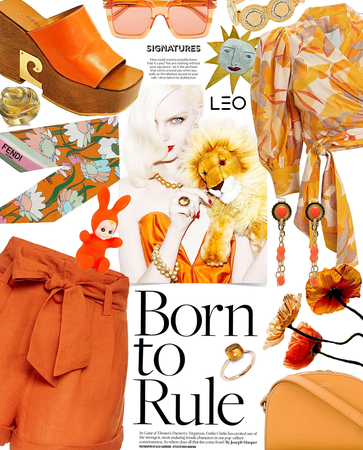 born to rule | leo