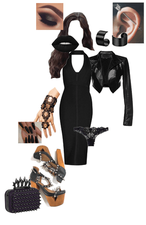 goth formal