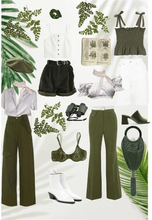green queen