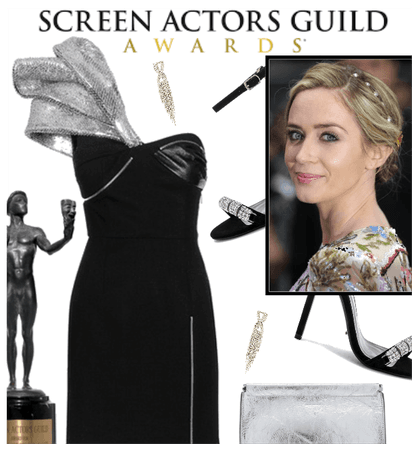 SAG Awards Style Predictions: Emily Blunt