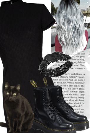 Black cat that's that