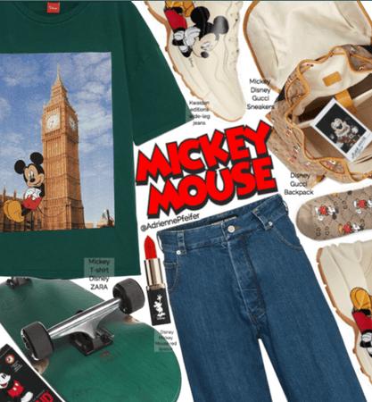 Disney Inspired Mickey's Birthday!