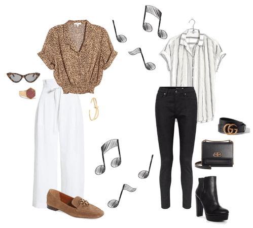 Harry´s Concert Outfit