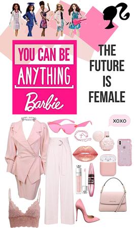 Barbie os a feminist