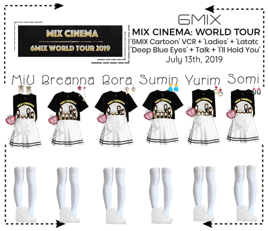 《6mix》Mix Cinema | Seoul - Day 1