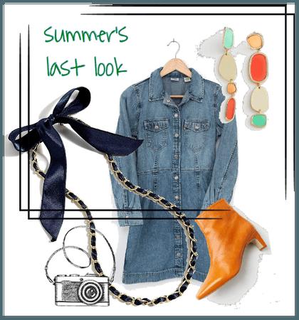 Summer's Last Look