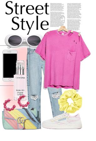 Street Style: 90s Kid
