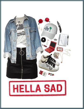 Hella Sad