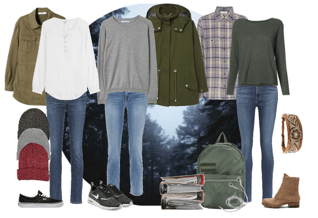 Bella Swan Inspired Outfit
