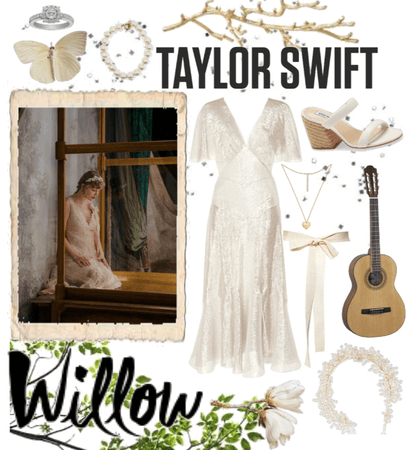 Willow | Taylor Swift | #willow #evermore #tswift
