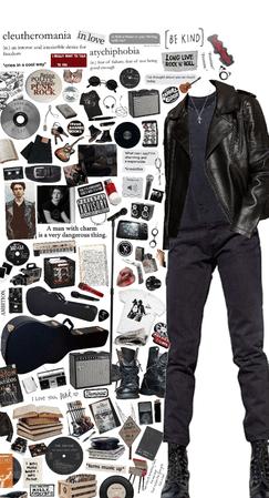 my dream guy: a rockstar