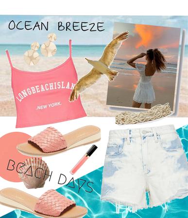 Palm Trees | Ocean Breeze | Beach Days