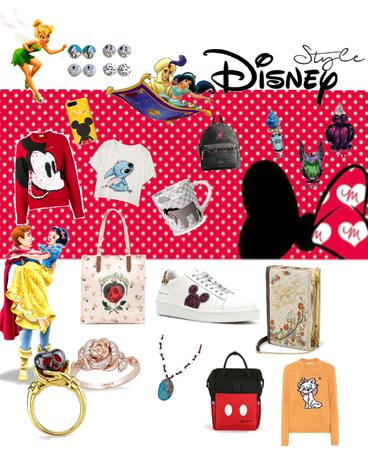 style Disney
