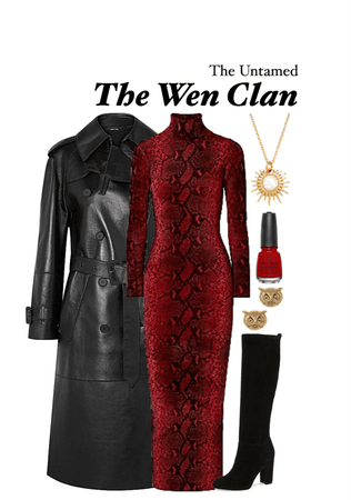 The Wen Clan: Fall/Winter Date Night