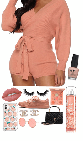 just peachy 🍑