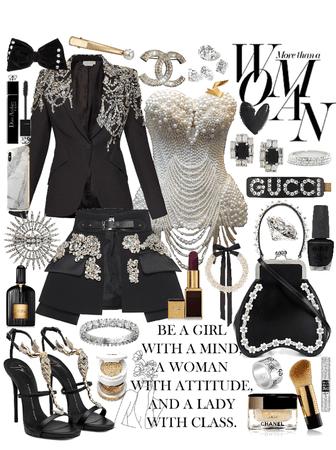 embellished with luxury
