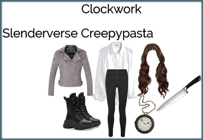 Clockwork (Slenderverse Creepypasta)