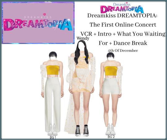 DREAMKISS (드림키스) Wendy DREAMTOPIA Solo Stage