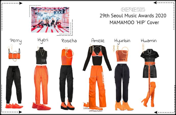 GENESIS (게네시스) Seoul Music Awards 2020 'HIP' Cover