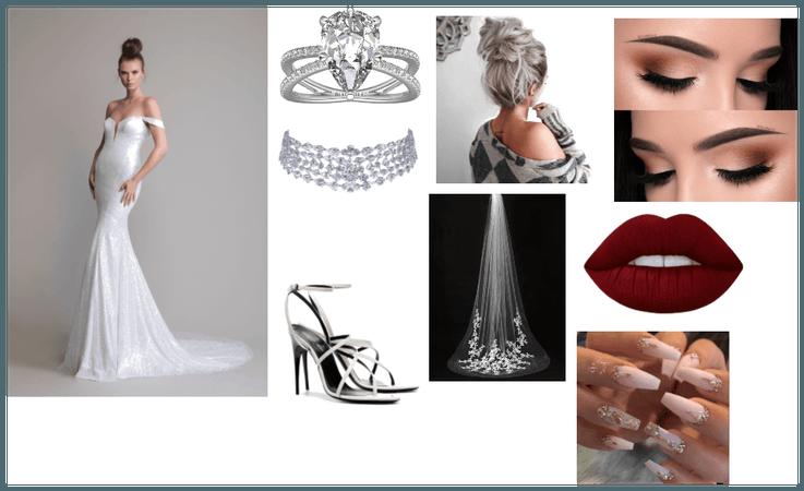 Allison Valeska- Wedding Day