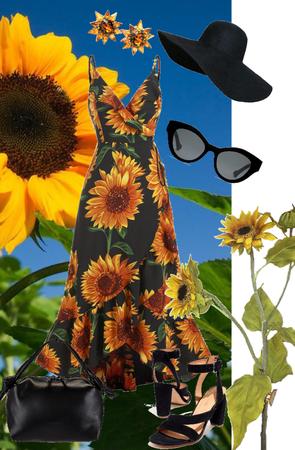 Sun Flower Summer