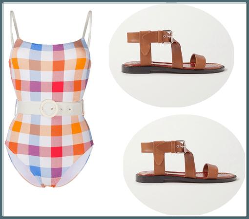 Summertime Swimwear