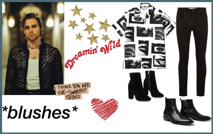 Luke Hemmings outfit
