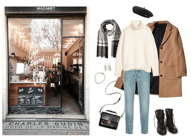 Warm clothes for cold fall days