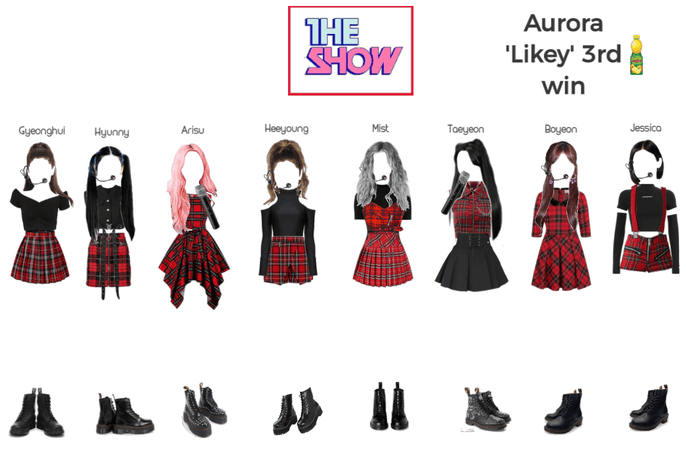 Aurora 'Likey' 3rd win