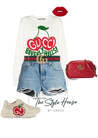 Gucci Cherry 🍒