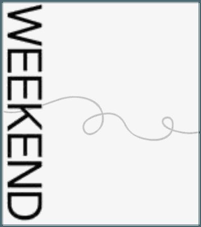 Weekend EP (Coming Soon...)