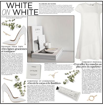 White On White - Contest