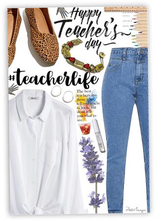 👩🏾🏫 Teacher Life 🥰