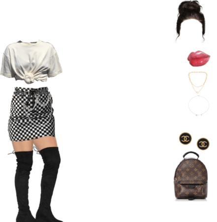Niki Demar Inspired Outfit