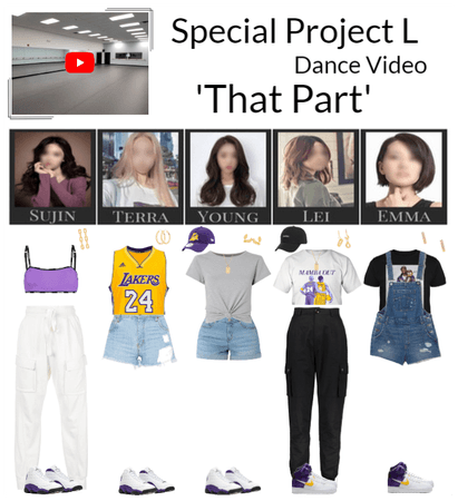 Special Project L 'That Part'